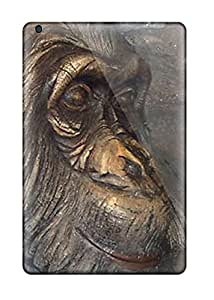 First-class Case Cover For Ipad Mini/mini 2 Dual Protection Cover Carving Man Made Carving