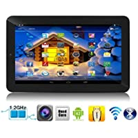 Silicon Valley Imaging TPC-0940 10-Inch Tablet (Black)