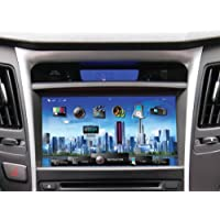 Farenheit F-84SNTA12 OEM Upgrade Multimedia Navigation with 8-Inch Monitor and Bluetooth for Hyundai Sonata 2012