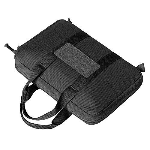 HELIKON-TEX Range Line, Single Pistol Wallet Black