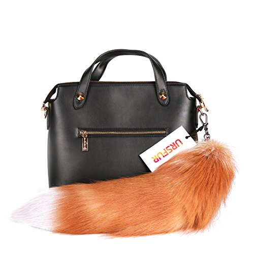Fox Trading Cards (URSFUR Crystal Fox Tail Fur Bag Charm)