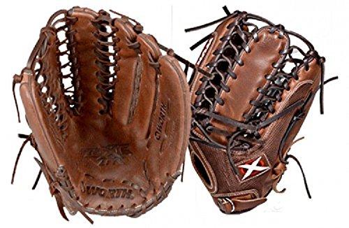 Worth TXL135 Brown 13 1/2-Inch Toxic Lite Glove (Right Hand Throw)
