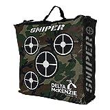 Delta McKenzie Sniper Camo Archery Bag Target