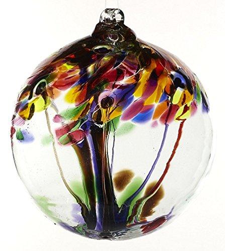 Kitras Glass Tree - Kitras 6-Inch Tree of Enchantment, Celebration
