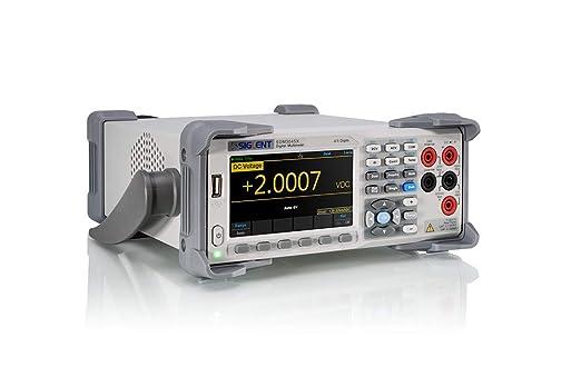 Siglent Technologies SDM3045X 4-1/2 Digit Digital Multimeter, DMM: Amazon.com: Industrial & Scientific