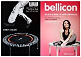 Rebounding: bellicon mini-trampoline workout DVD by Katherine & Kimberly Corp
