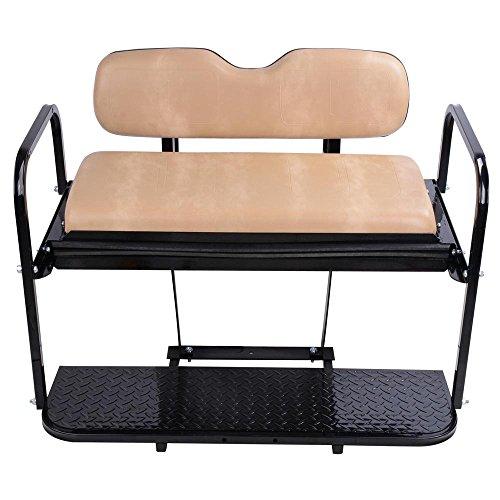 Rear Flip Seat - 9