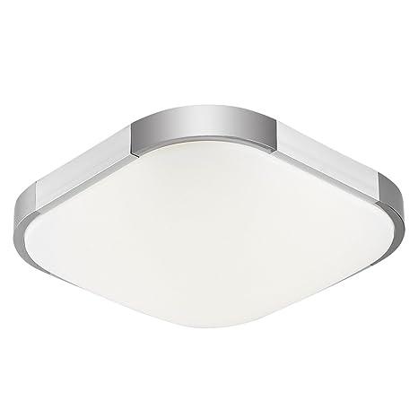 16W 36W 48W 64W 96W Espesamiento LED Moderno Lámpara De Techo Lámpara De Techo Pasillo Salón Cocina Dormitorio De La Lámpara Ahorro De Energía De ...