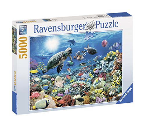 Ravensburger Beneath the Sea - 5000 Piece Puzzle