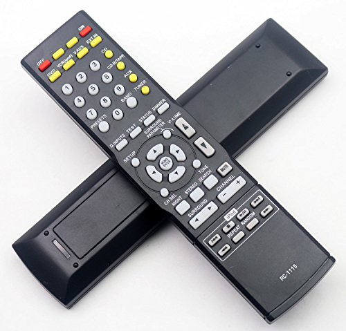Replacement Remote Control for Denon AVR-1312 AVR-1311 AVR-391 AVR-390 AV System Home Theater Receiver