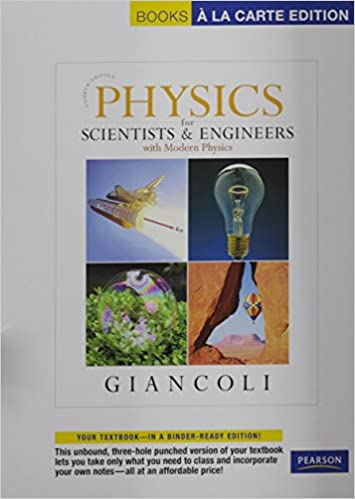 Douglas C  Giancoli] ☆ Physics for Scientists & Engineers with