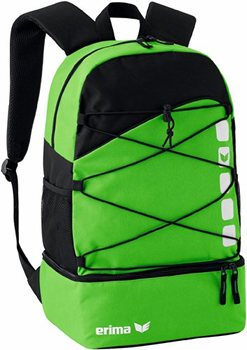 Erima Erima Black Backpack Green Functional Multi Multi BqwqRU1