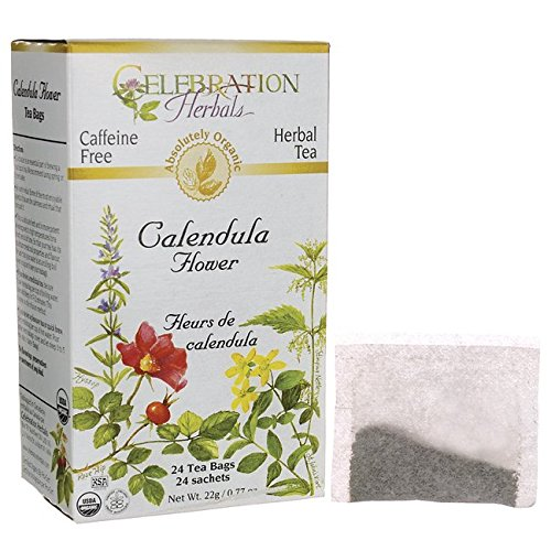 Celebration Herbals Calendula Flower Herbal