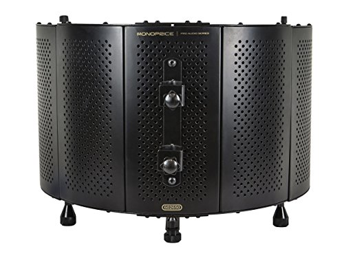Monoprice 602650 Microphone Isolation Shield - Image 2
