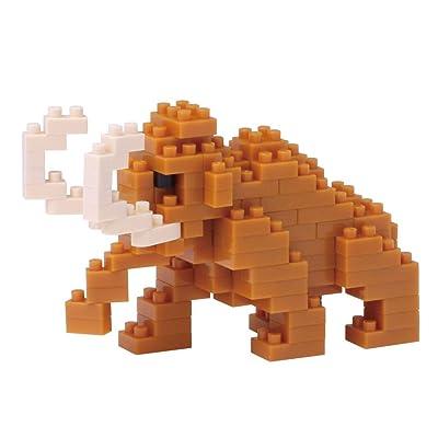 Nanoblock Mammoth Building Kit: Toys & Games
