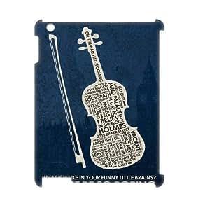 221B DIY 3D Case Cover for iPad2,3,4 LMc-36757 at LaiMc