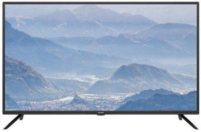 Sunstech TV 40 LED 40SUNZ1TS FULLHD 3HDMI Negro: TV de 49