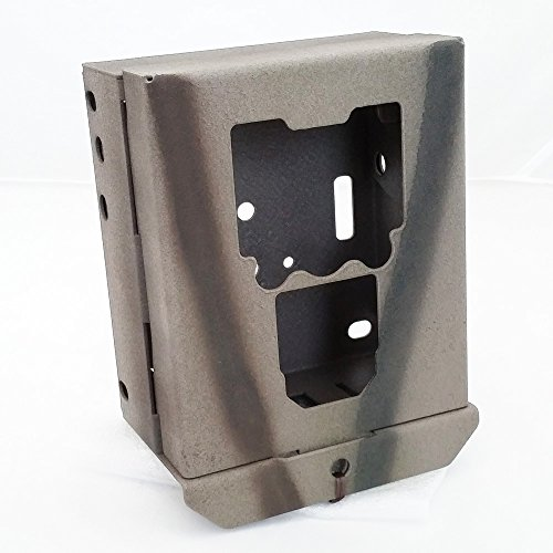 Box Video Camera - Camlockbox Security Box Compatible with Bushnell Trophy Cam HD Essential E3 119837c