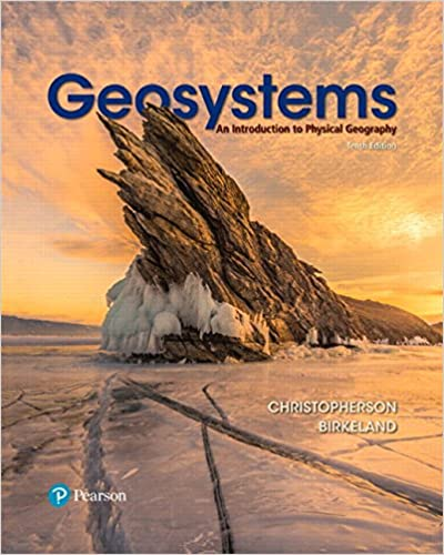 Amazon geosystems an introduction to physical geography 10th geosystems an introduction to physical geography 10th edition 10th edition fandeluxe Image collections