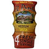 El Pinto Salsa Portion Cups, Medium, 3 Ounce (Pack of 4)