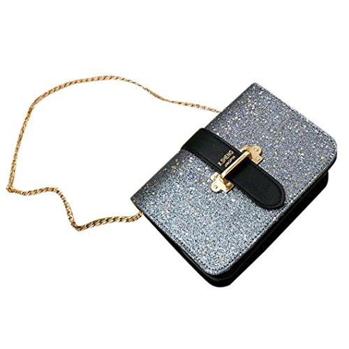 (Clearance Sales Retro Sequins Crossbody bags AfterSo Womens Girls Gift Fashion Messenger Bag Wristlets Bag Handbag Cellphone bag Purse Wallet (19cmL x 15cmH x 8cmW /7.4