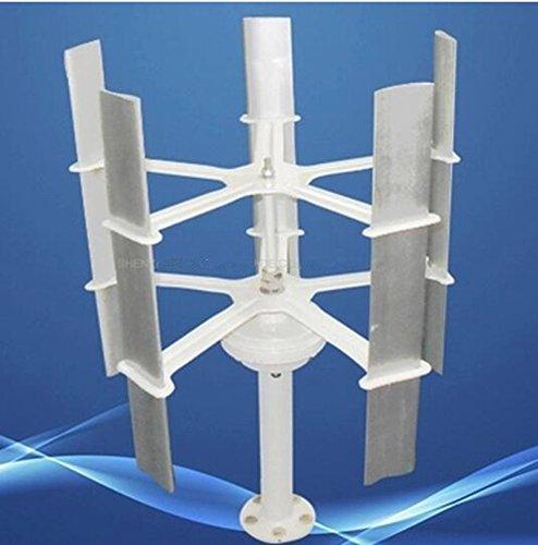 Vertical Wind Turbine - 9