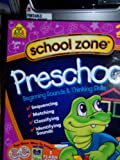 School Zone Preschool-Beginning Sounds and Thinking Skills