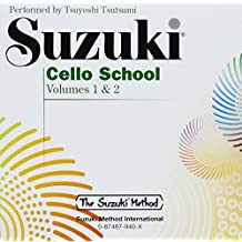 Suzuki Cello School, Volumes 1&2: Performed by Tsutsumi