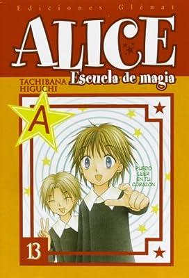 Alice. Escuela De Magía - Volumenes 13 A 16 Pack Shojo Manga Alice ...