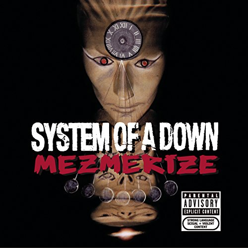 Mezmerize (Down Cd)