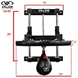 "Valor Fitness CA-53 Adjustable 2"" Boxing Speed"
