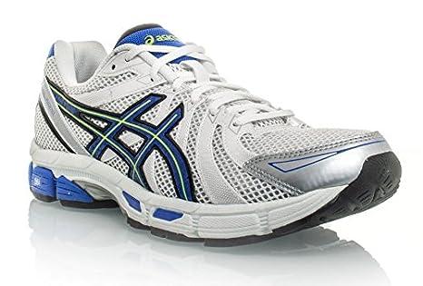 Gel 48 Taglia AsicsScarpe 5 47 Phoenix Running Uomo Bianco H29DWEI