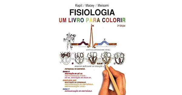 Fisiologia. Um Livro Para Colorir (Em Portuguese do Brasil): Wynn ...
