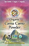 Earth Circle Organics Camu Camu Powder, 3 Ounce