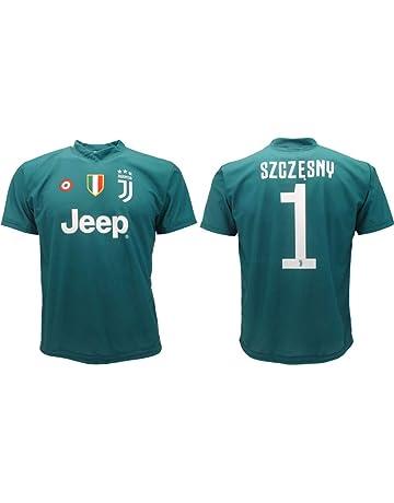 Maglia Juventus Szczesny 2019 Ufficiale Stagione 2018 2019 Replica  Autorizzata Portiere Juve Verde 9041f2ae99a