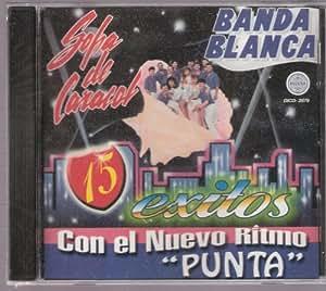 Blanca banda banda blanca banda blanca sopa de caracol for Blanca romero grupo musical