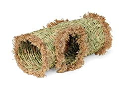 Prevue Hendryx 1098 Nature\'s Hideaway Grass Tunnel Toy