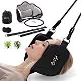 Neck Head Hammock for Neck Head Pain Relief Portable Relieves Shoulder and Back Pain