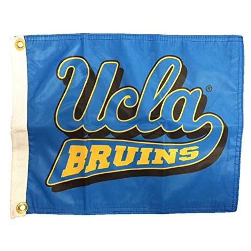 Ucla Bruins Ncaa Pattern - NCAA UCLA Bruins Boat/Golf Cart Flag