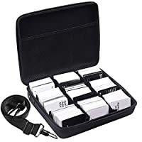 Yu-Gi-Oh Card Storage Case Box Holder Card Bag PU Leather Cosplay Props Gift