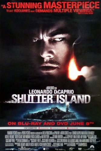 Shutter Island Movie Poster Approx