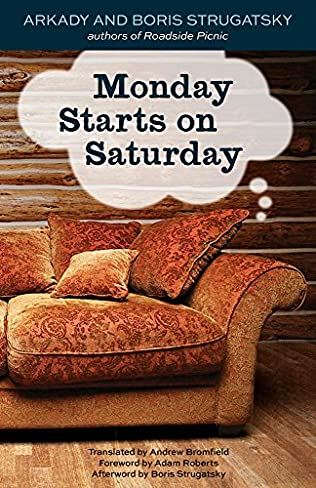book cover of Monday Begins on Saturday