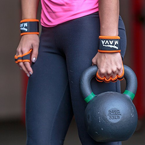 Mava Crossfit Gloves: Mava Sports Cross Training Gloves With Wrist Support For