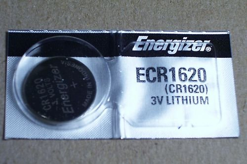 Energizer Batteries ECR1620 Lithium Battery