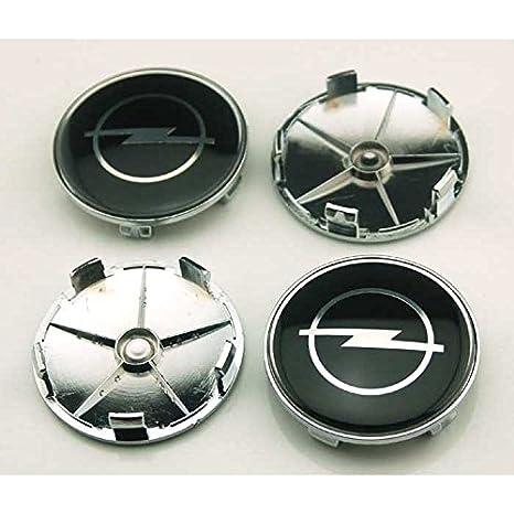 4pcs W032 68 mm Car Styling Accesorios emblema adhesivo rueda Hub Caps centro Cover Opel Astra