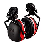 3M Peltor X3P5E Hard Hat Attached Electrically Insulated Earmuffs