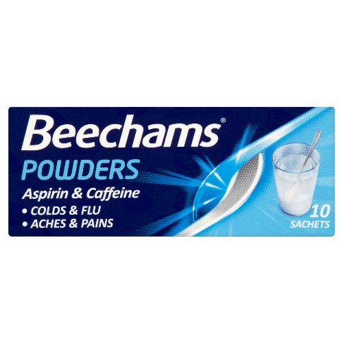 Beechams Powders Sachets 10 2218469