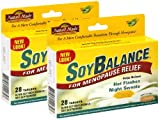 Soy Balance for Menopause Relief By Nature Made (2 Pack)dec/2012