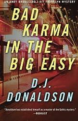 Bad Karma In the Big Easy (Broussard & Franklyn)