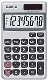 Calculator,Dual Power,Handheld
